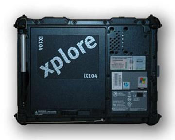 Компания Xplore создала ударопрочный планшет