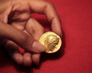 В Израиле нашли монету возрастом 2 тысячи лет