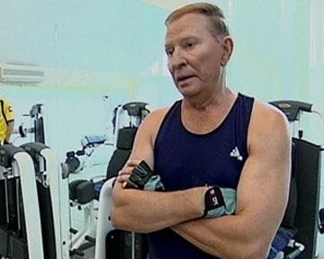 Кучма пожаловался на маленькую пенсию