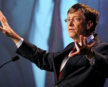 Билла Гейтса заинтересовали украинские библиотеки