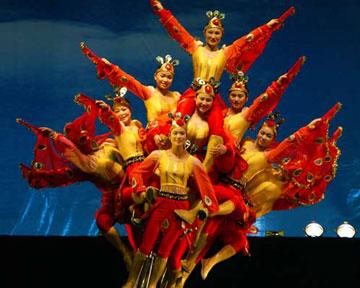 Китайский цирк мог не долететь до Киева