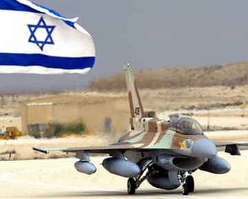 Израильская авиация нанесла удар по Сектору Газа