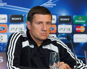 Кучук набрал ассистентов в «Локомотив». Бригада будет другой, чем в «Кубани»