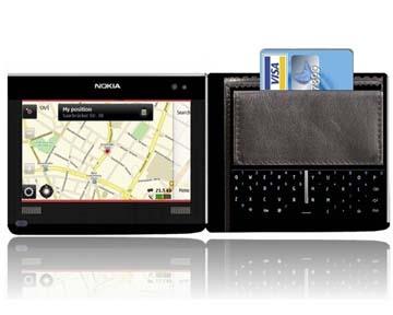 Nokia X70 Wallet: Телефон-бумажник с сенсорным экраном