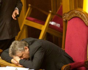 80% украинцев хотели бы стать депутатами ВР чтобы воровать и ничего не делать