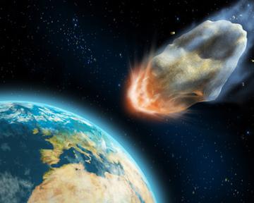 В ноябре между Землей и Луной пролетит гигантский астероид