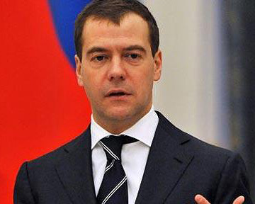 Медведев припомнит Украине