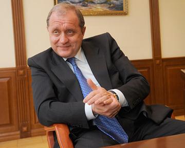 Милиция не лезет в политику - Могилев