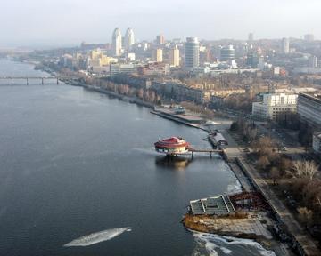 """Экологи назвали самые """"грязные"""" области Украины"""
