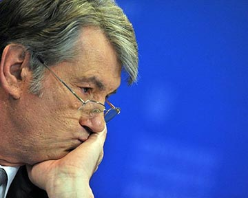 Ющенко дал показания против Тимошенко