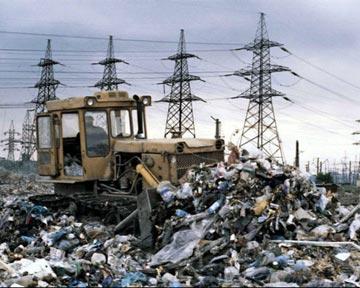 Возле Киева построят 4 завода для переработки мусора