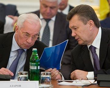 Янукович объявил платные услуги госучреждений вне закона