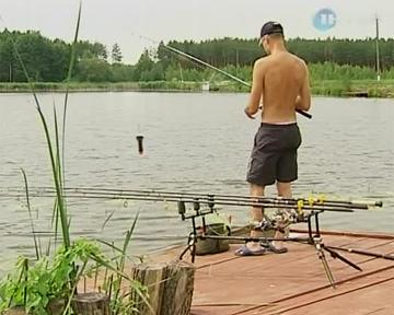 карповая рыбалка в житомирской области
