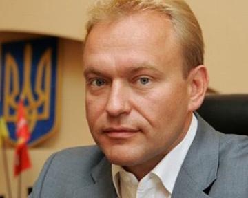 Волгу обвиняют в вымогательстве 4 миллионов гривен