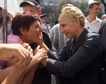 Юлия Тимошенко намерена сбежать из Украины?