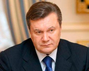 Янукович отменил госакты на право собственности на земельные участки