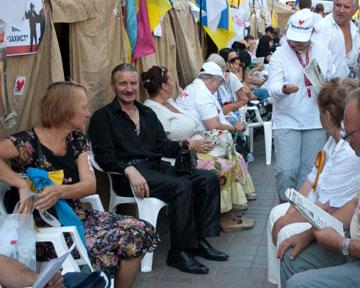 Сторонники Тимошенко побили милиционеров