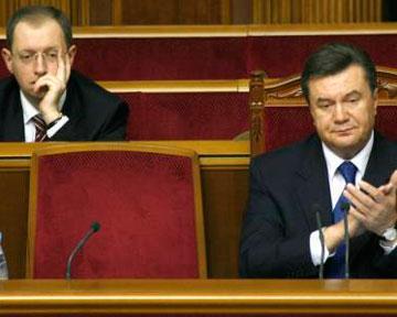 Яценюк инициирует импичмент Януковичу