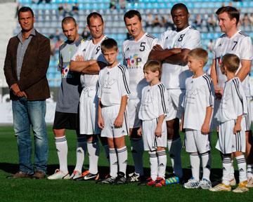 Легенды мирового футбола уверены, что Украина готова к Евро-2012