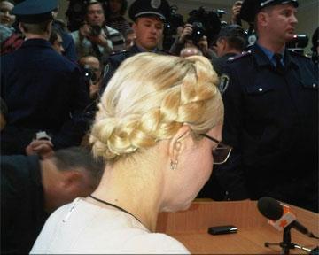 Германия считает приговор Тимошенко ударом по правовому государству