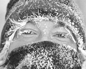В Киеве на морозе умерли 5 человек