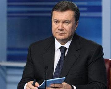 Янукович потребовал ежегодной справедливости