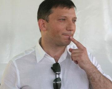 """В Киеве милиция арестовала """"Профессора Пи"""""""