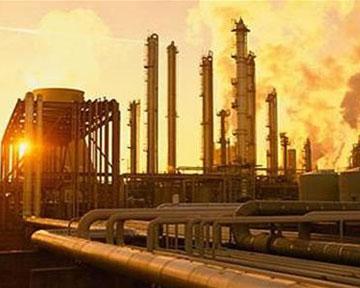 Особенно сильно пострадала отрасль производства кокса и нефтепродуктов.