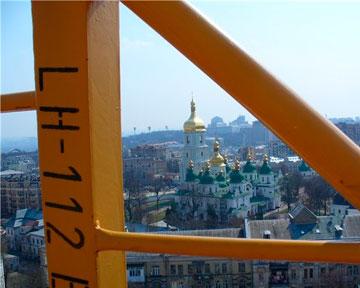 Попов надеется, что суд запретит строительство возле Софии Киевской