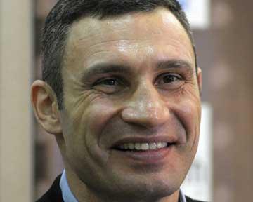 Кличко имеет все шансы занять кресло мэра города Киева