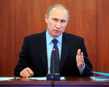 Путин обещает ассиметричный ответ на ПРО США