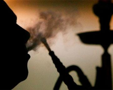 Курение кальяна сравнимо с