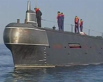 боцман на подводной лодке
