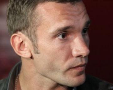 Андрей Шевченко попал в аварию
