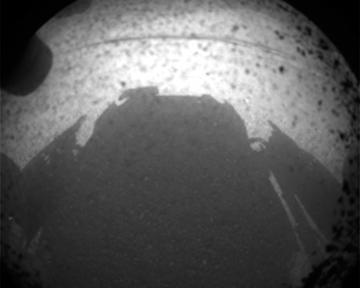 Curiosity приземлился на марс успешно