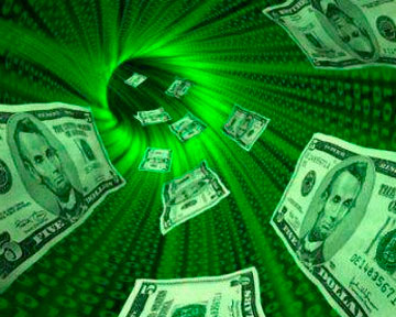 Янукович подписал закон об электронных деньгах