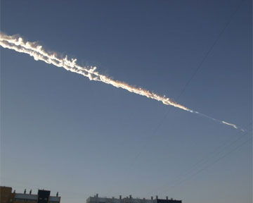 чебаркульский челябинский метеорит