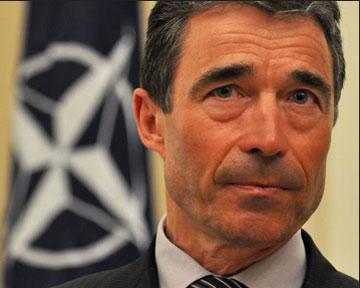 НАТО обеспокоено избирательным правосудием в Украине, - Расмуссен