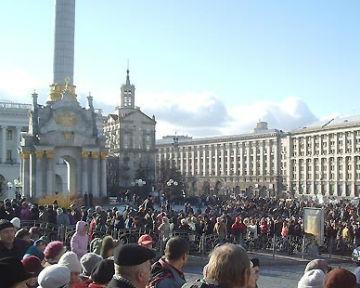 На Майдане состоится массовая акция против милицейского произвола