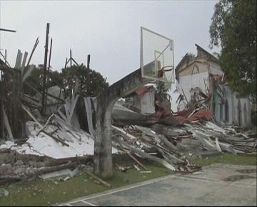 Жертвами землетрясения на Филиппинах стали 85 человек (видео)
