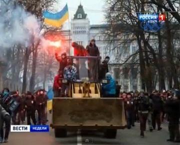 Очередной фальсифицированный сеанс антимайданного зомбирования от Киселева (видео)
