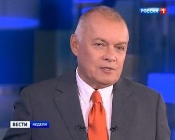 Пропагандист-мессия: Дмитрий Киселев рассказал, как он стал тем, чем он есть (видео)