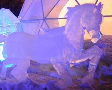 В Москве установят 100-килограммовую лошадь-леденец
