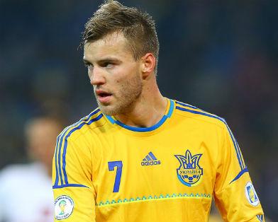 «Ливерпуль» интересуется Андреем Ярмоленко