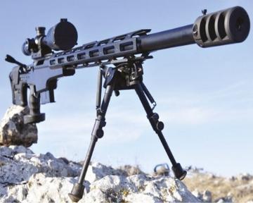 В Киеве создали первую украинскую снайперскую винтовку