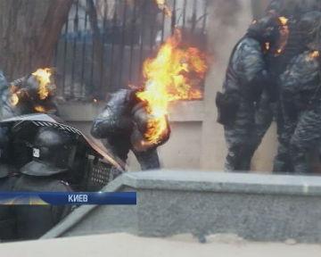 На Соломенской площади в Киеве почтили память погибших правоохранителей - Цензор.НЕТ 522