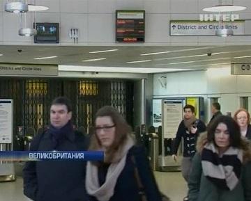 Жители Лондона страдают из-за забастовки работников метро (видео)