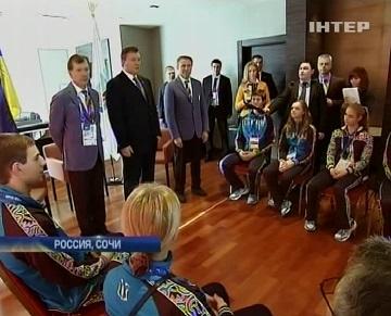 Виктор Янукович прибыл в Сочи (видео)