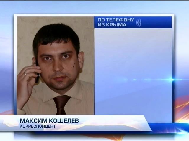 Сегодня в Крыму неизвестные угрожали советнику генсека ООН Роберту Серри (видео)