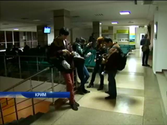 Советник генсека ООН Роберт Серри покинул Крым (видео)